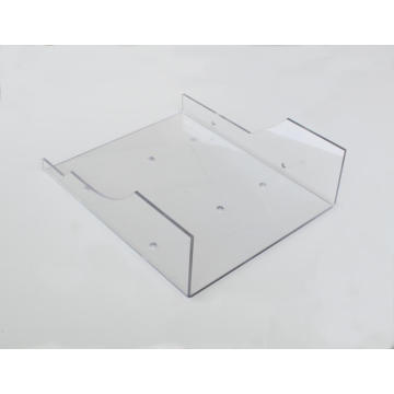 Customized bending polycarbonate part plastic part