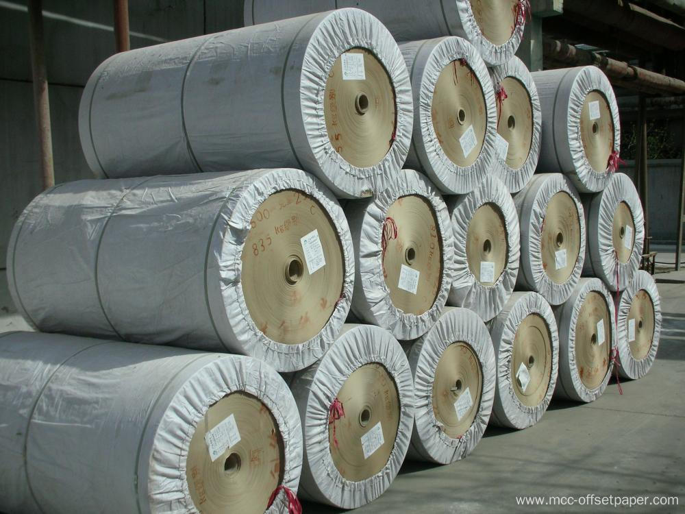 white offset printing paper