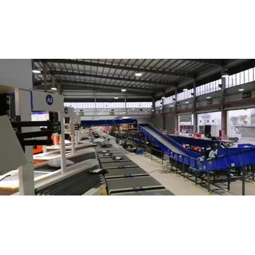 Auto Ring Logistic Sorter