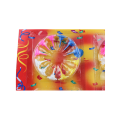 Colorful Customized Spiral Birthday Candle