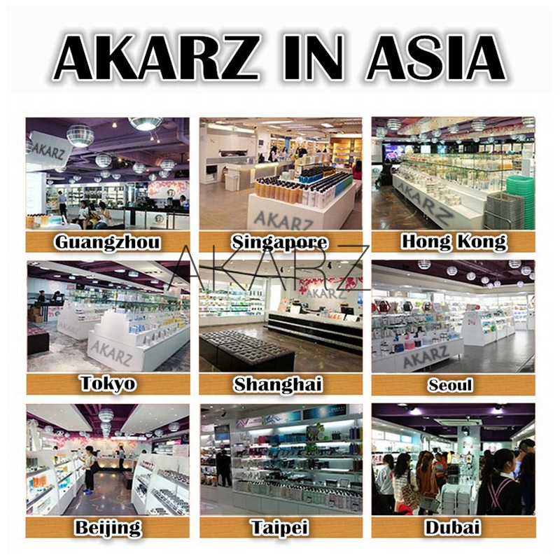 AKARZ Famous brand skin care camellia seeds oil beauty in eliminating stretch marks shiny skin beneficial for women kid children