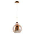 Simple Style Indoor Decorative Glass Pendant Lights