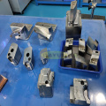 Custom machining injection mold slider and lifter