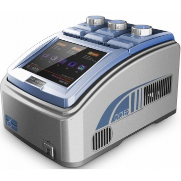 Good performance triple module intelligent gradient pcr