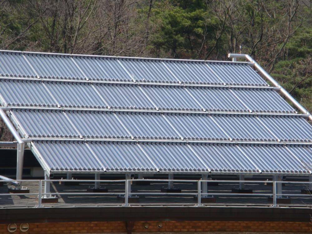 Soalr Collector for Solar Thermal Projects