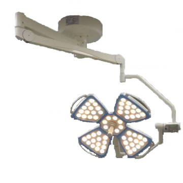 Ceiling Mounted Flower Type LED Shadowless Operating Light