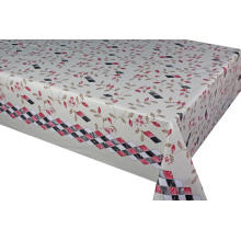 PVC Vinyl Wipe Clean Oilcloth Tablecloth for wedding