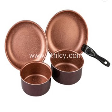 Customized Logo Stainless Steel Cookware Set