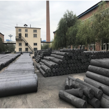 Used for steel making graphite electrode RP 150