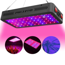 Phlizon 600W Veg and Flower Indoor Plants LED Grow Light