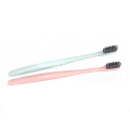 Wheat Straw Bamboo Charcoal Soft Bristles Toothbrush
