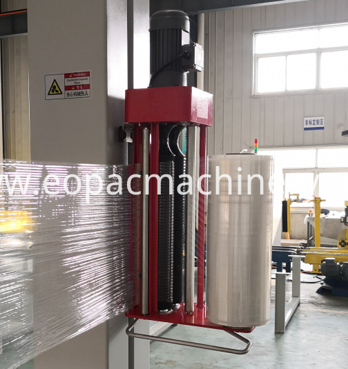 Rolls Stretch Wrapping Machine