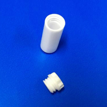 Tonu Yttria Stabilized Zirconia Ceramic Tube Insulator