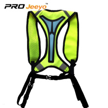 Flashing Led Safety Vest With Reflective Tapes