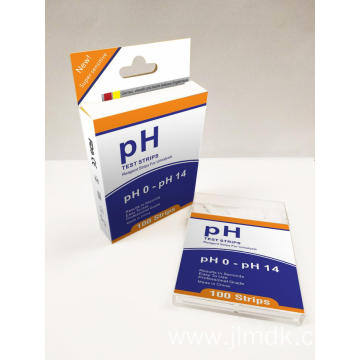 pH Indicator Papers and Test Strips