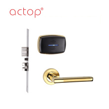 China Manufacture smart hotel door lock new design 2018