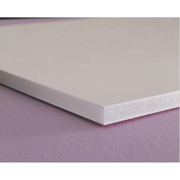 PVC Foam Board Sheet White - 1200*2440*1mmThick (Nominal)