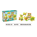 Yuming building blocks 164PCS