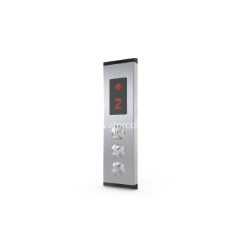 Simplex Elevator LOP Dot Matrix Display