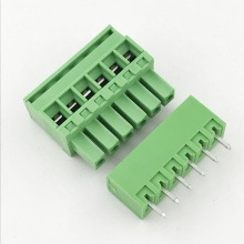 PCB top screws vertical pluggable terminal block