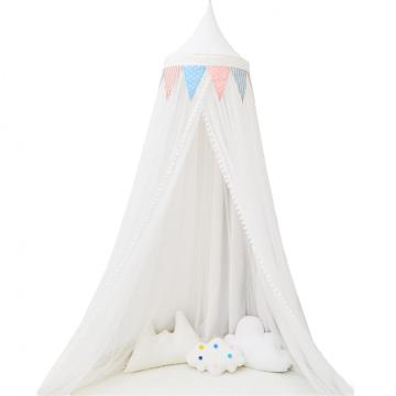 Children's Bed Crib Ceiling Mosquito Net