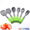 nylon cooking utensils nonstick kitchen utensil set