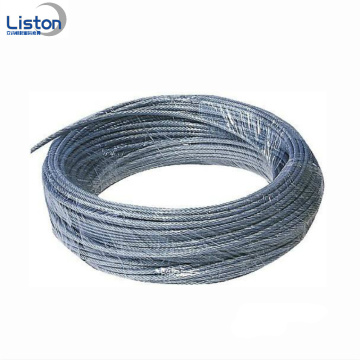 Strong smooth stainless steel wire rope lifting sling