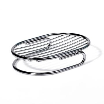 304 Stainless steel wire holder metal soap rack