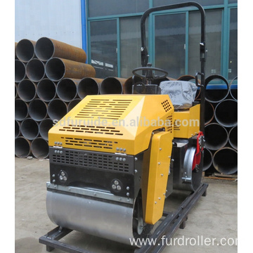 High Quality 1 ton Small Volvp Style Asphalt Compactor(FYL-880)