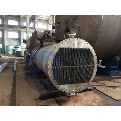 High quality tube type heat exchanger