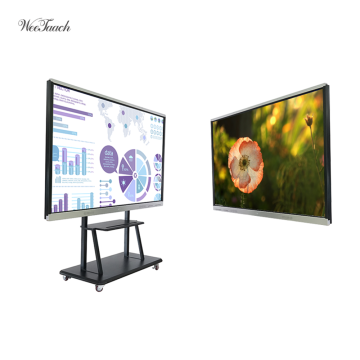 98 Inches Smart Panel With Mobile Stand
