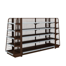 Durable Display Shelving For Supermarket And Store