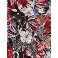 Tropical Design Rayon Challis 30S Printing Woven Fabric