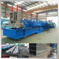 Steel CZ purlin shape roll forming machine