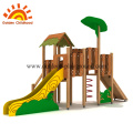 Wooden playground swings sets for backyards