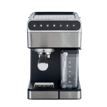 coffee machine with milk frother uk