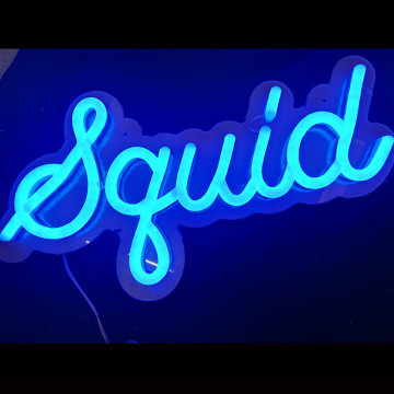 TEXTO DE DECORACIÓN LED NEON LETTERS