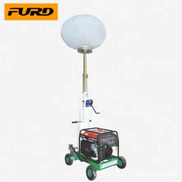Outdoor Lighting Equipment Silent Diesel Generator Light Tower FZM-Q1000