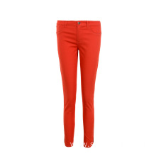 Lady's Cotton Pandex Pants