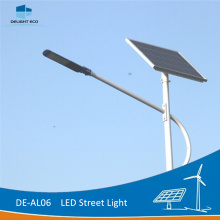 DELIGHT Single Arm Solar LED urban Street lighting