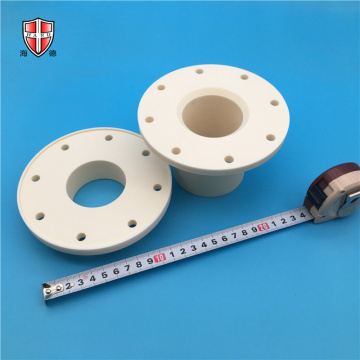 isostatic high temperature Al2O3 alumina ceramic cylinder