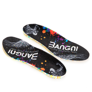 Quality Shoe Pads Shock Absorbing Cushion Sports Insole