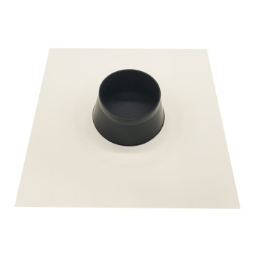 Custom Rubber Roof Flashing for Chimney or Pipe