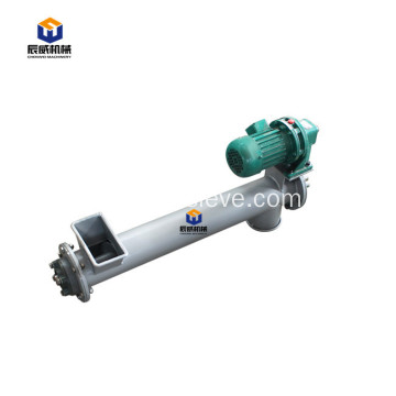 low price tube screw conveyor for mining sand