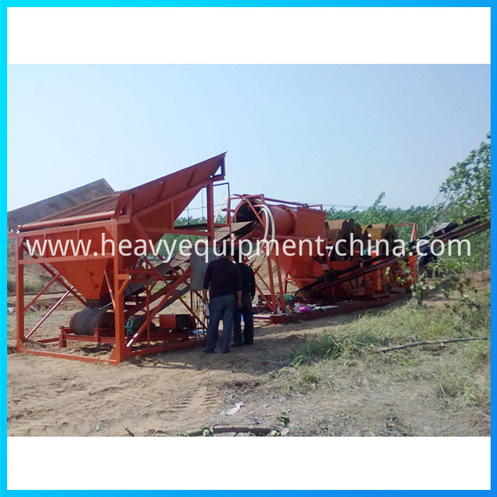 Vibrating Screen Equipment