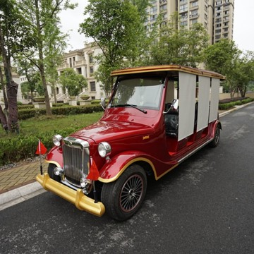 gasoline Power Antique 300CC CVT Golf Cart Very Competitive Price