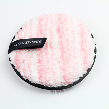 Deep Clean Pink Barva make-up Puff