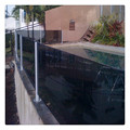 Laminated Glass Panels For Balcony Glass Wall