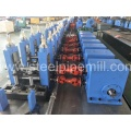 precision ERW GI steel  tube mill