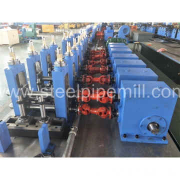 precision GI pipe making machine